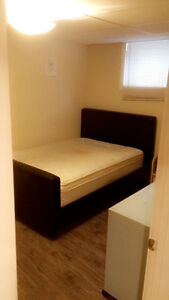Nice basement room for rent. All inclusive