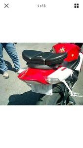 Butty buddy. MOTORCYCLE SEAT! Read add!!! Regina Regina Area image 2