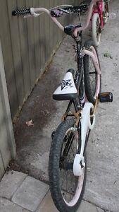 "Pink Black Girls BMX 20"" Wheels Stratford Kitchener Area image 3"