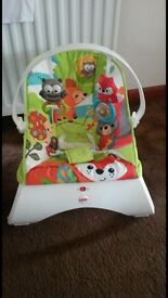 Fisher price woodland friend bouncer