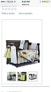 Lambs and Ivy Little Traveler Crib Bedding Set REDUCED St. John's Newfoundland image 3