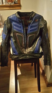 Joe Rocket Speedmaster leather jacket(reduced price)