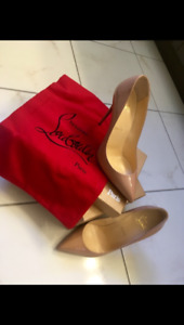 Pigalle Follies Louboutins authentic with tags