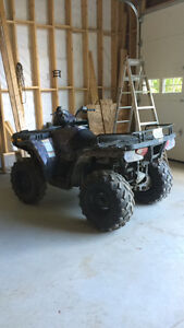 Camo 2005 Polaris sportsman 4x4 500HO Kawartha Lakes Peterborough Area image 2