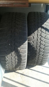 "205-50-17"" winter tire For sale, 4 tires for $60"