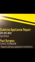 Appliance Repair and Install
