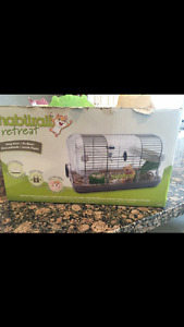 Habitrail restreat hamster cage x 2 plus multiple accessories