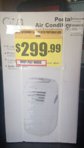 LG portable Air Conditioner **not opened** need gone ASAP