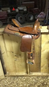 15' western saddle - LOOKING FOR QUICK SALE