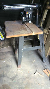"10"" arm saw for sale"
