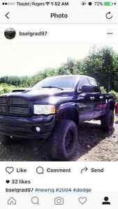 Solid project truck 2004 dodge 1500