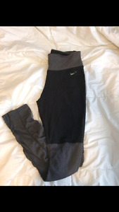 Nike pro workout pants