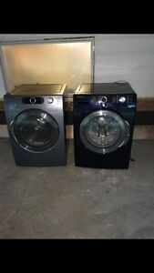 Washer and dryer unmatching set