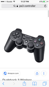 Wanted: ps3 controller