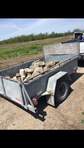 garden stone delivery!