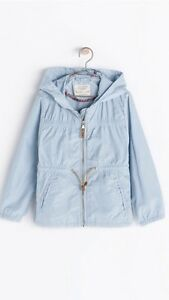Rain jacket for toddler, 3-4Y
