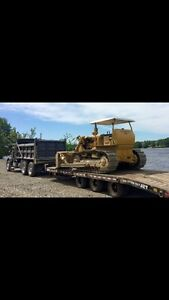 Trucking and excavating services