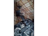 Reebok sit ups / under door fitting work out equipment £3