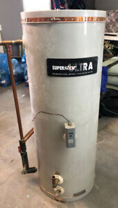 45 Gal SuperStor Ultra Stainless Steel Indirect Water Heater