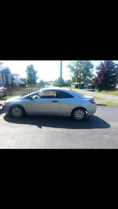 2008 Honda Civic Coupe (2 door) like new condition . Low mileage