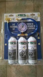 Air Conditioning recharge/Automotive parts/maintenance