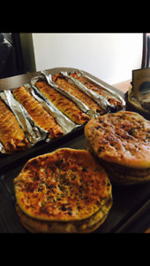 Homemade Halal bake and frozen items