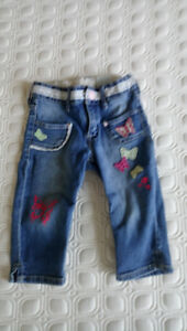 Girls pants, shirts, dresses - 3 years old