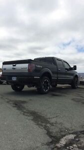 2012 Ford F-150 Platinum Pickup Truck