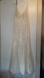 Beautiful never worn wedding dress for sale Campbell River Comox Valley Area image 8