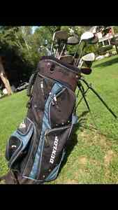 Golf Clubs and Bag for sale