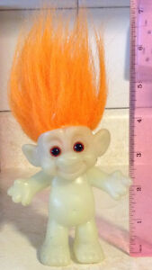 VINTAGE RARE GLOW IN THE DARK COLLECTABLE FOREST TROLL Gatineau Ottawa / Gatineau Area image 2