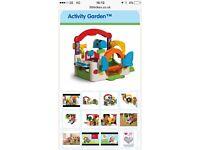 Little tikes activity garden play centre