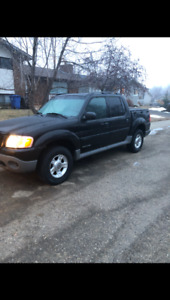 2001 Ford Sport Track Low Kms