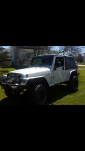 2005 Jeep Wrangler Other