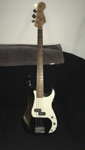 Fender (Squier) Bass For Sale