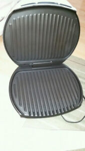 George Foreman kitchen top grill