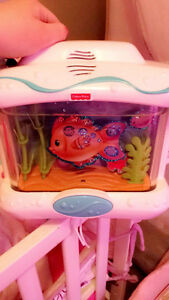 Fisher price fish tank