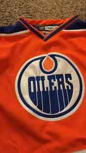 Brand New McDavid and Lucic Jerseys