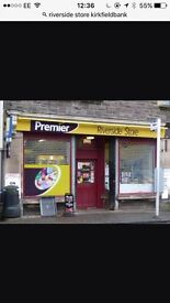 Convenience store leasehold for sale kirkfieldbank