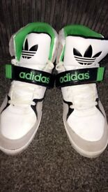 Men's Adidas Hightops Size 9