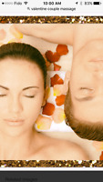 Professional massage + waxing ( buy 1 get 1 1/2 price )