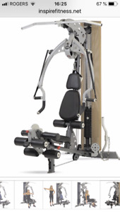 Inspire Multi station M2 fitness home gym