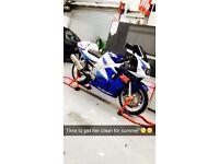 Suzuki gsxr 600 srad mint bike