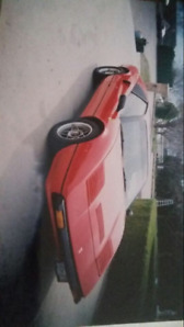 1986 Ferrari 308 replica asking $12000.00 as is not running