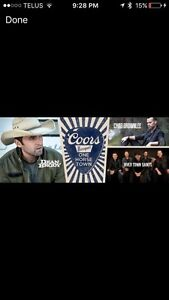 WANTED: Dean Brody #onehorsetown ticket(s)