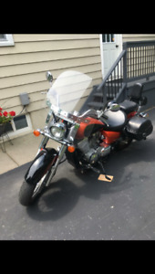 Mint Honda Shadow