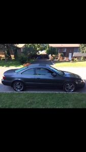Acura cl 3.2l typeS condition showroom