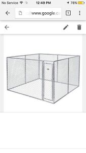 Looking for an outdoor dog cage