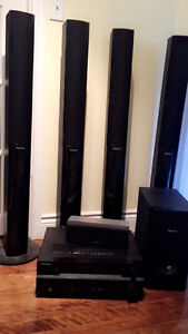 Pioneer S-FCR4700 - home theatre
