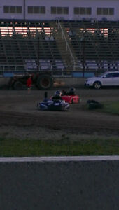 DIRT GO KART  - 2012 TRITON ROLLING CHASSIS